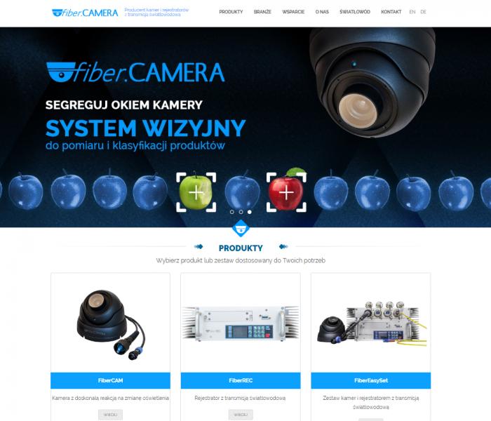 Marketing nowych produktów Fiber.Camera